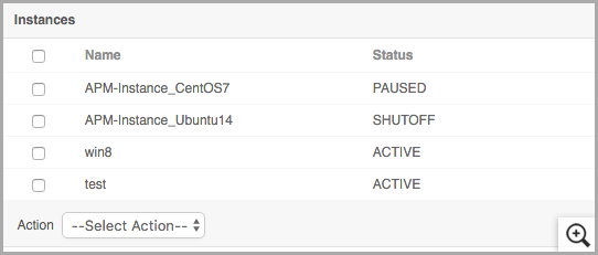 OpenStackインスタンス監視