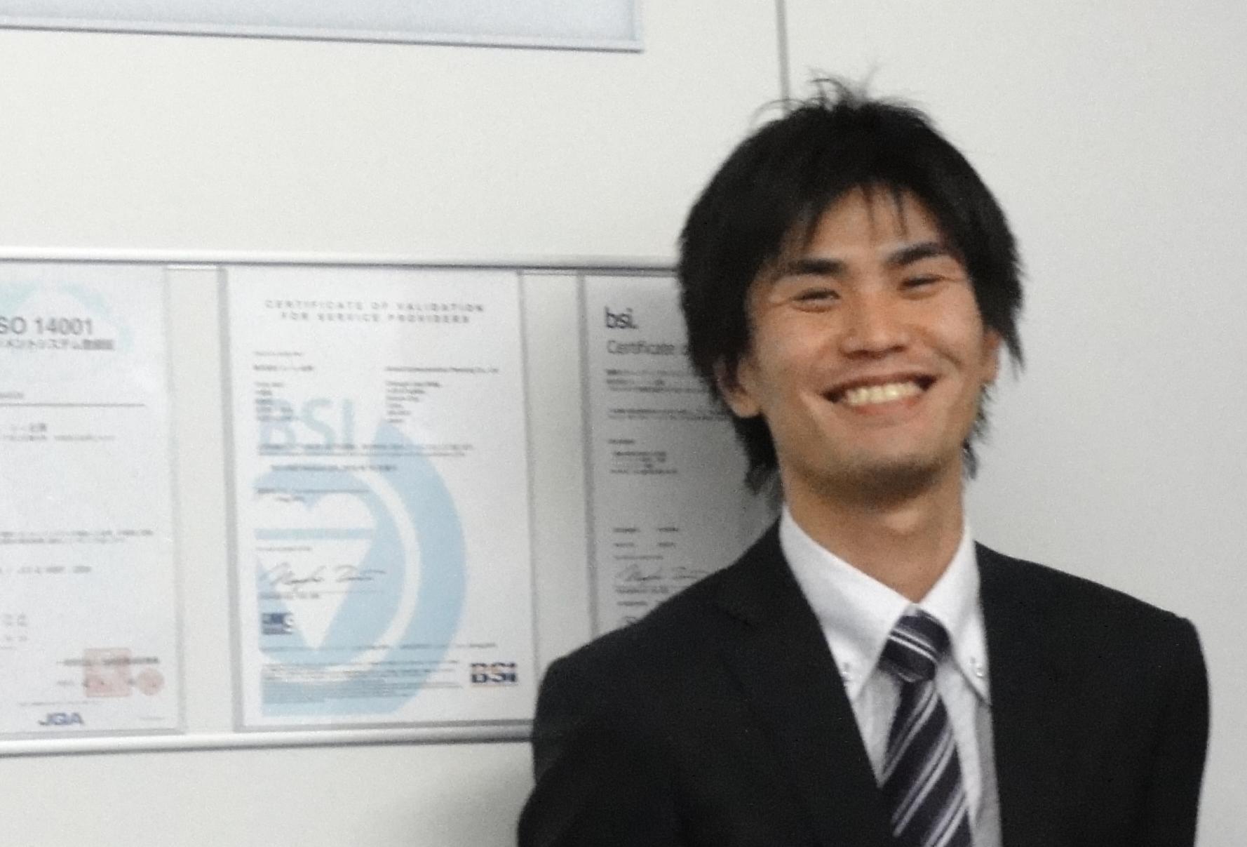 株式会社ジィ・シィ企画 押尾様